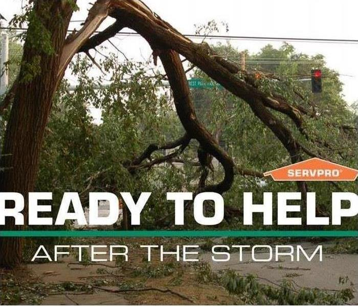 Storm Damage When Storms & Floods hit Fairfax, Vienna, and Oakton, our SERVPRO team is ready!