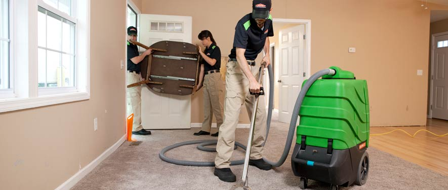 Fairfax City, VA residential restoration cleaning